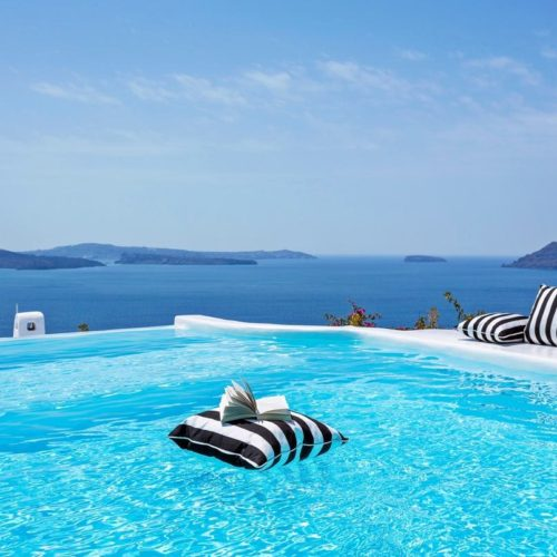 Canaves Oia Hotel Pool 9