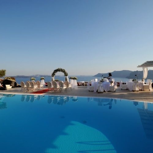 Canaves Oia Hotel Weddings 1