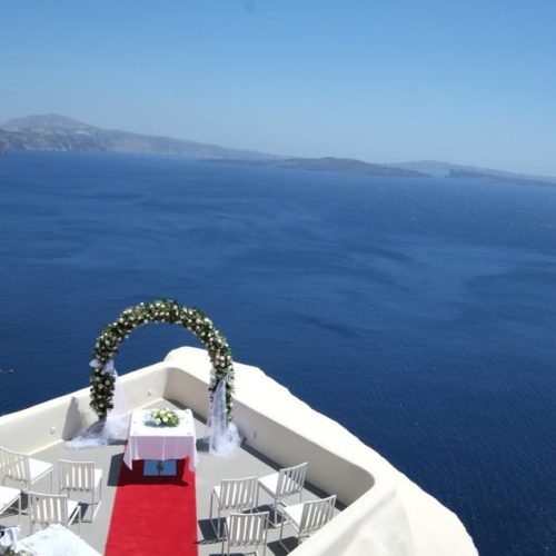 Canaves Oia Hotel Weddings 14