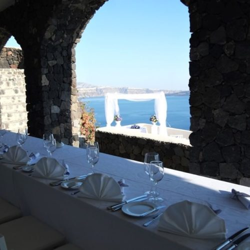 Canaves Oia Hotel Weddings 17