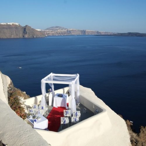 Canaves Oia Hotel Weddings 18