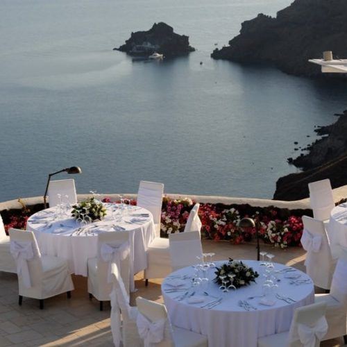 Canaves Oia Hotel Weddings 4