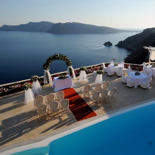 Canaves Oia Hotel Weddings 5