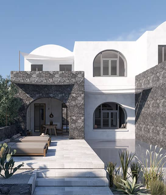Canaves Oia Resort