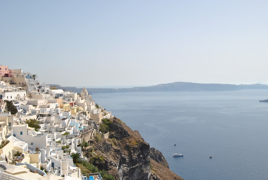 What Will Your Adventure Be  In Santorini?