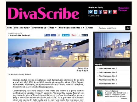 2016 Canaves O Diva Scribe Featured