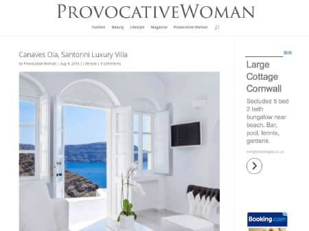 2016 Canaves O Provocative Woman Featured