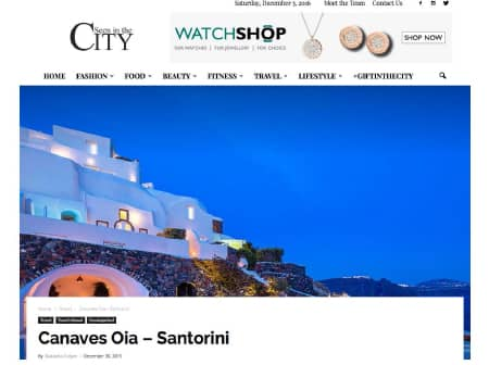 2016 Canaves O Seen In The City Featured