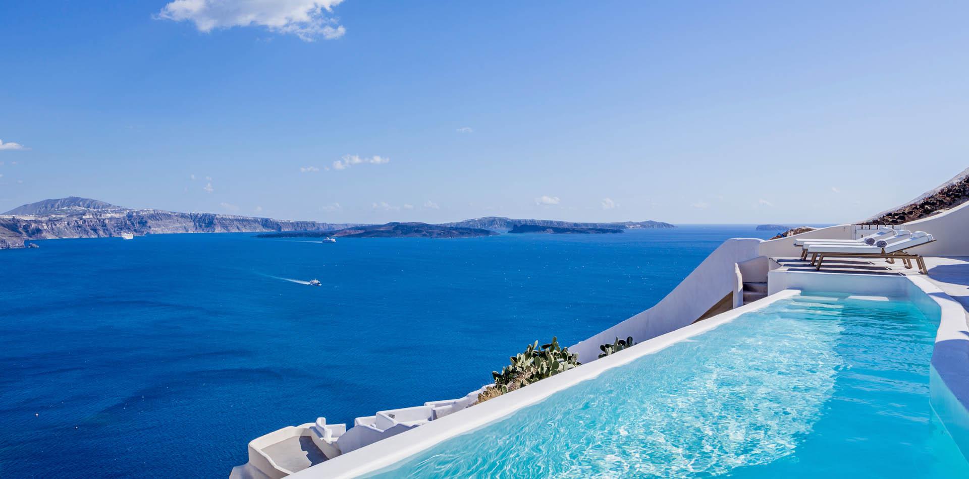Best villa in santorini