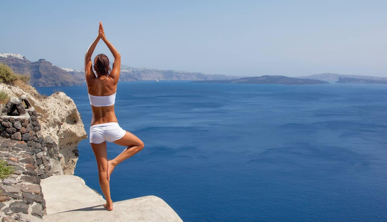 Canaves Oia Yoga