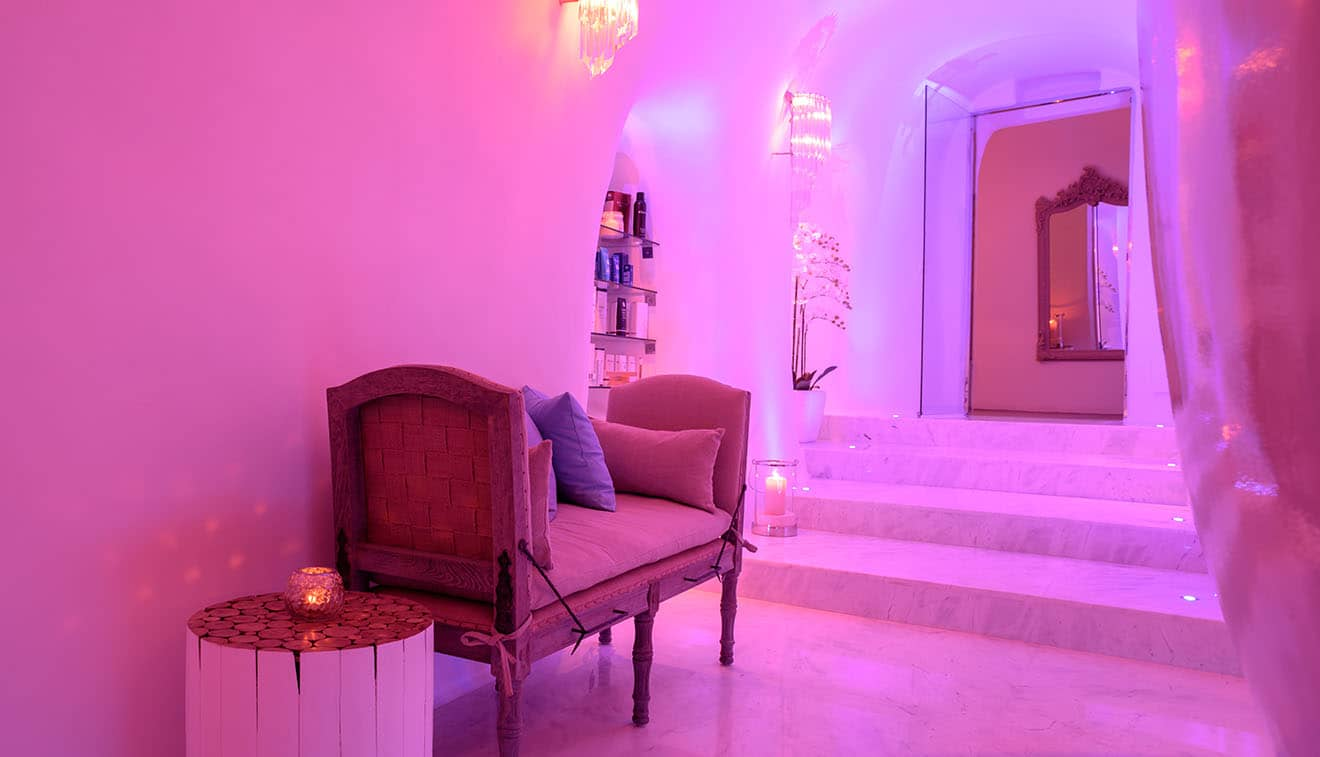 Luxury Santorini Spa 4