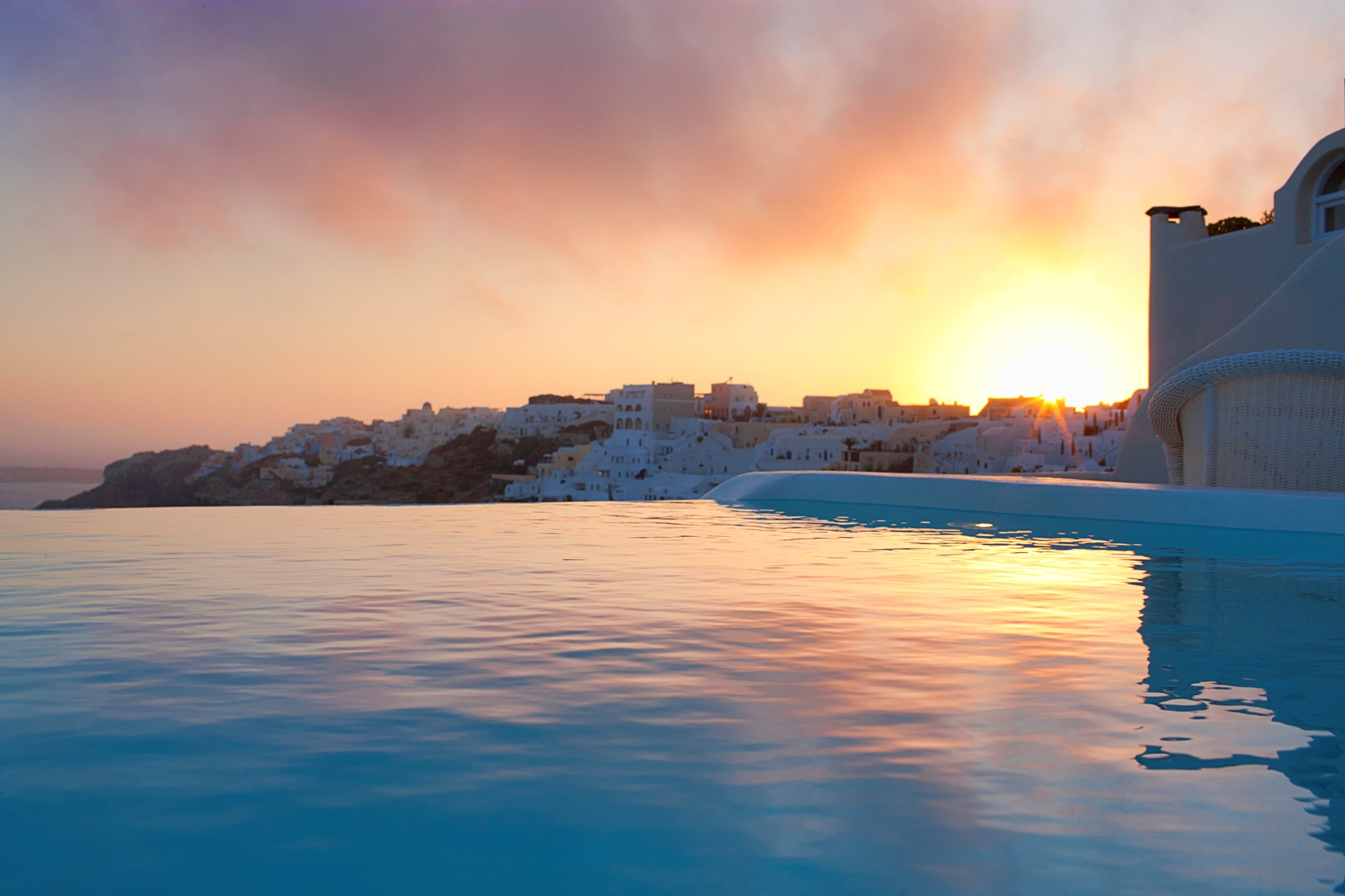 Top Spots To Watch The Sunset In Santorini