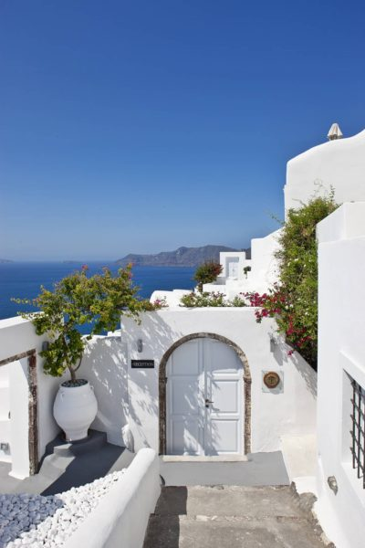 Canaves Oia Hotel – Entrance2
