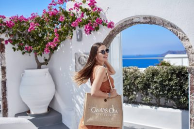 Canaves Oia Hotel – Entrance7