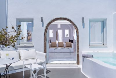Canaves Oia Hotel – Grand Suite8