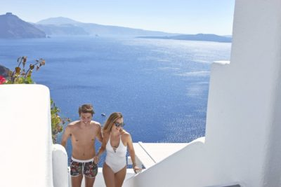 Canaves Oia Hotel – Pool Life1