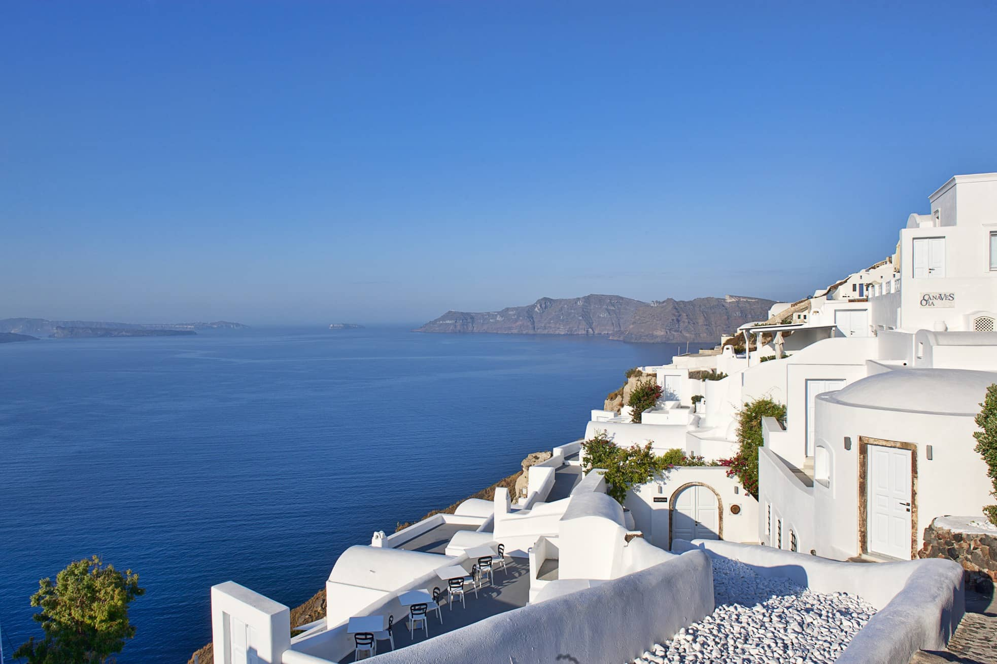 Luxury boutique hotel photos canaves oia hotel for Boutique hotel oia