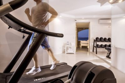 Canaves Oia Suites – Gym1