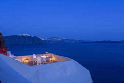 Canaves Oia Suites – Panorama Balcony