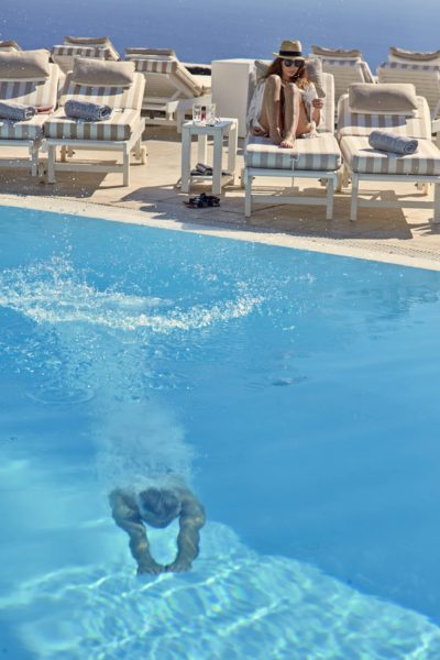Canaves Oia Suites – Pool Life14