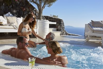 Canaves Oia Suites – Pool Life2