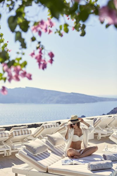 Canaves Oia Suites – Pool Life8