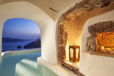 Canaves Oia Suites – River Pool Suite5