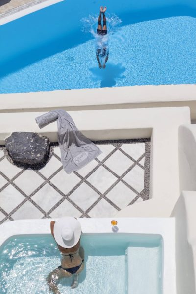 Canaves Oia Suites – River Pool Suite6