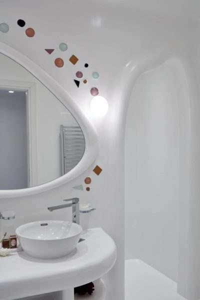 Canaves Oia Sunday Suites – Bathroom (3)