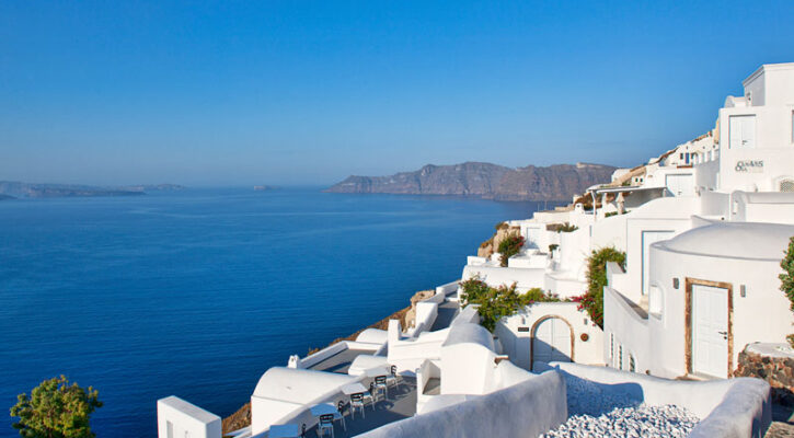 boutique hotel santorini canaves oia