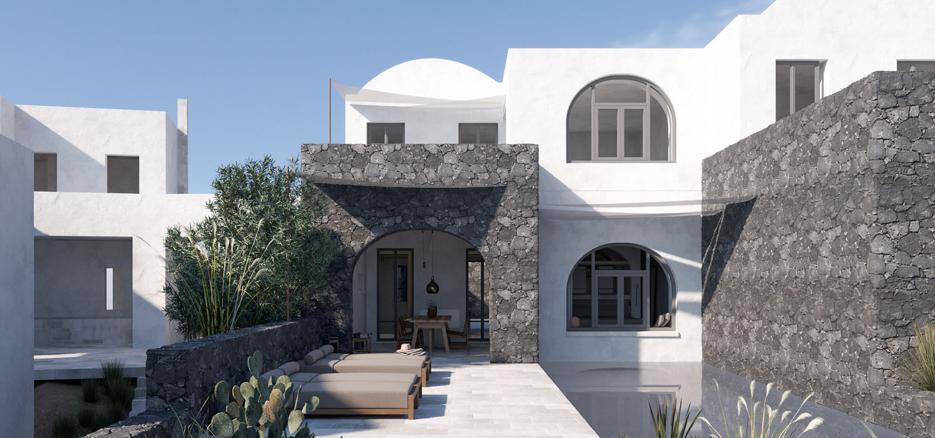 Epitome Canaves Oia Santorini Luxury Hotel