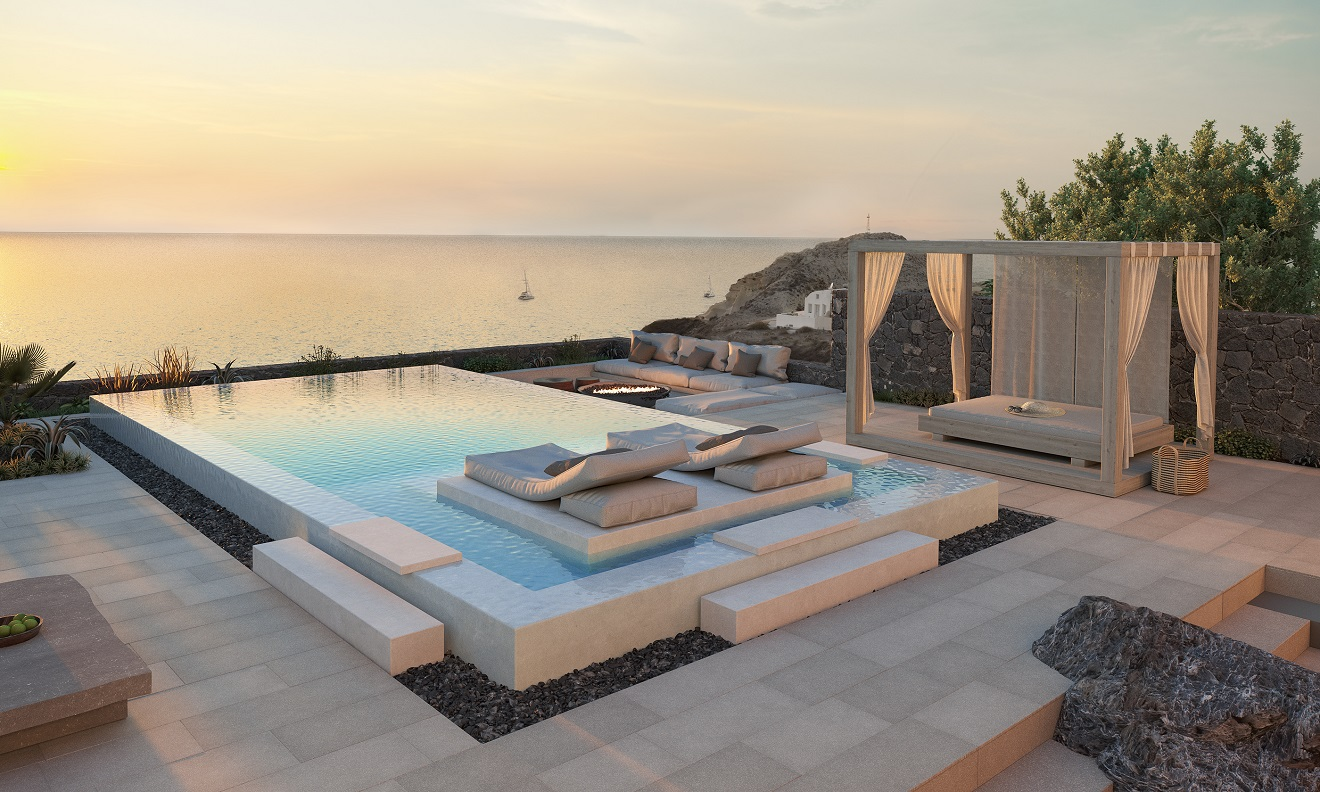 Epitome Santorini By Canaves Oia