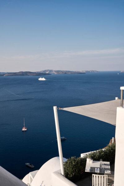 Best Restaurant Santorini Hotel